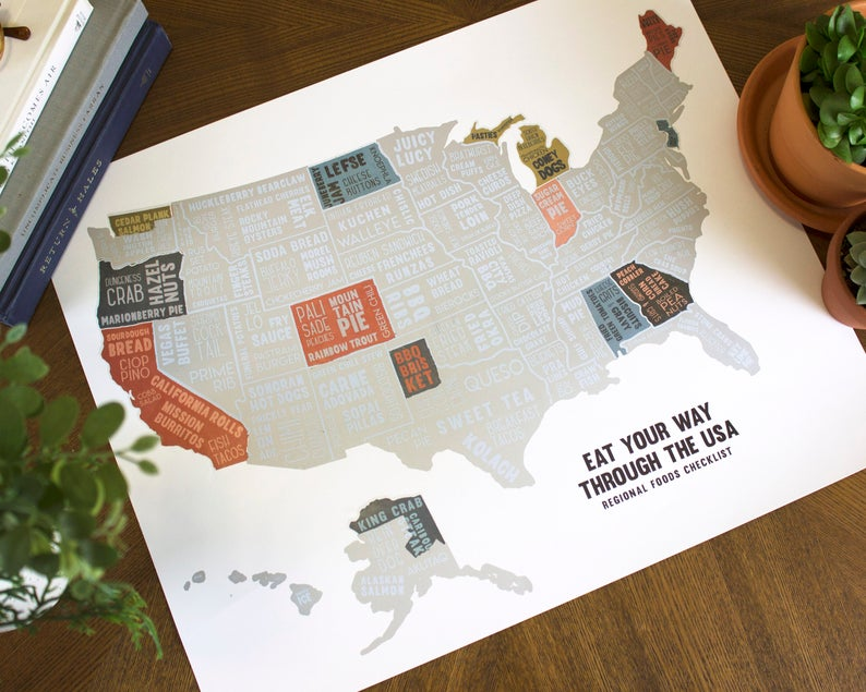 scratch off usa foodie map