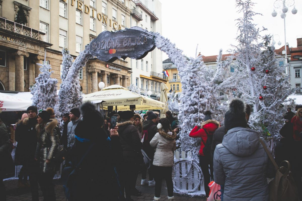 Zagreb Advent Christmas Market