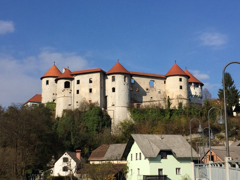zuzemberk castle slovenia