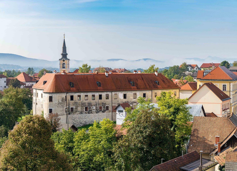 Slovenian Castle