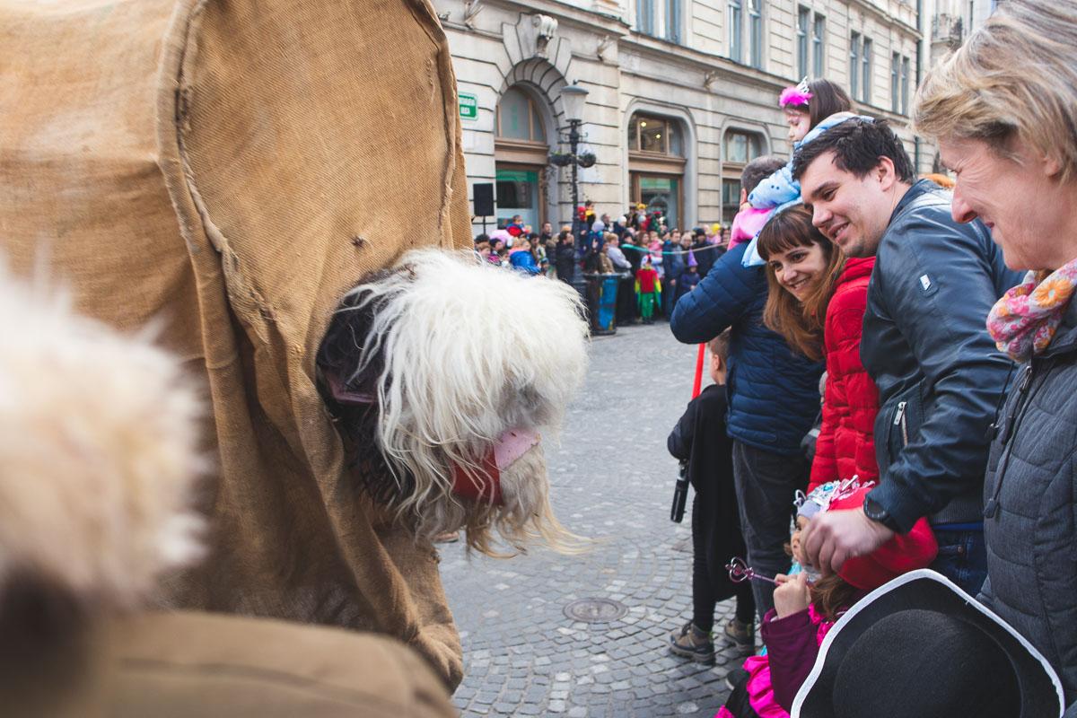 the rusa slovenian carnival