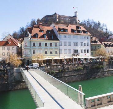 Ljubljana | best places to visit in Slovenia