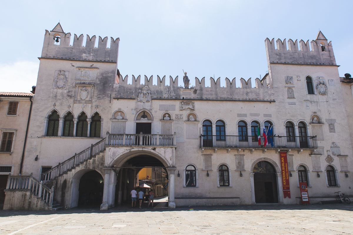 praetorian palace things to do koper