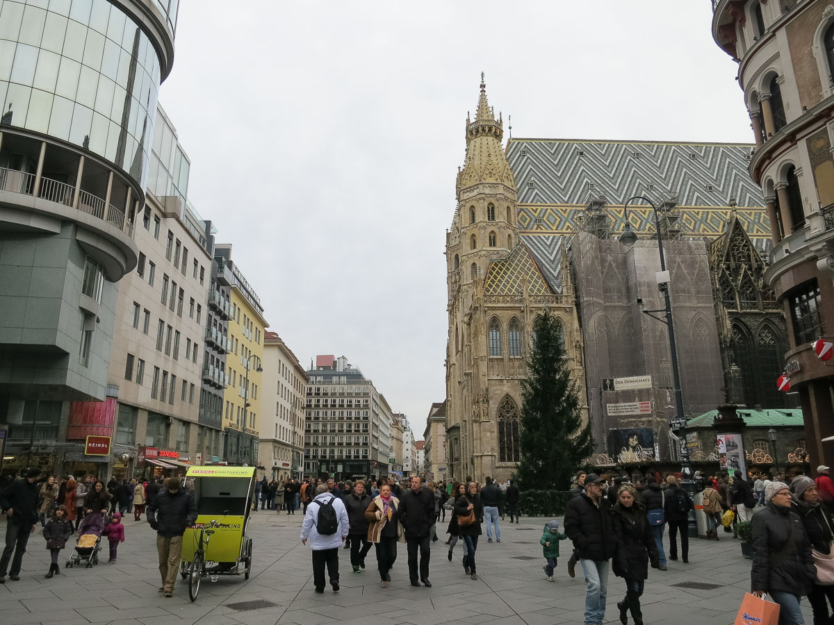 2 days in Vienna
