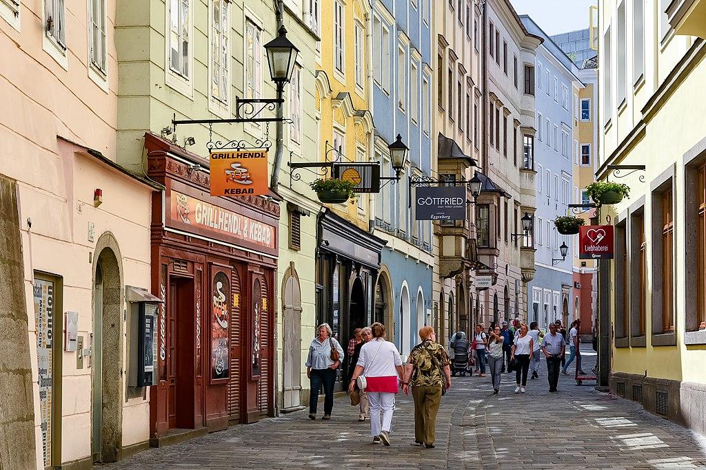 Linz, day trip from Vienna