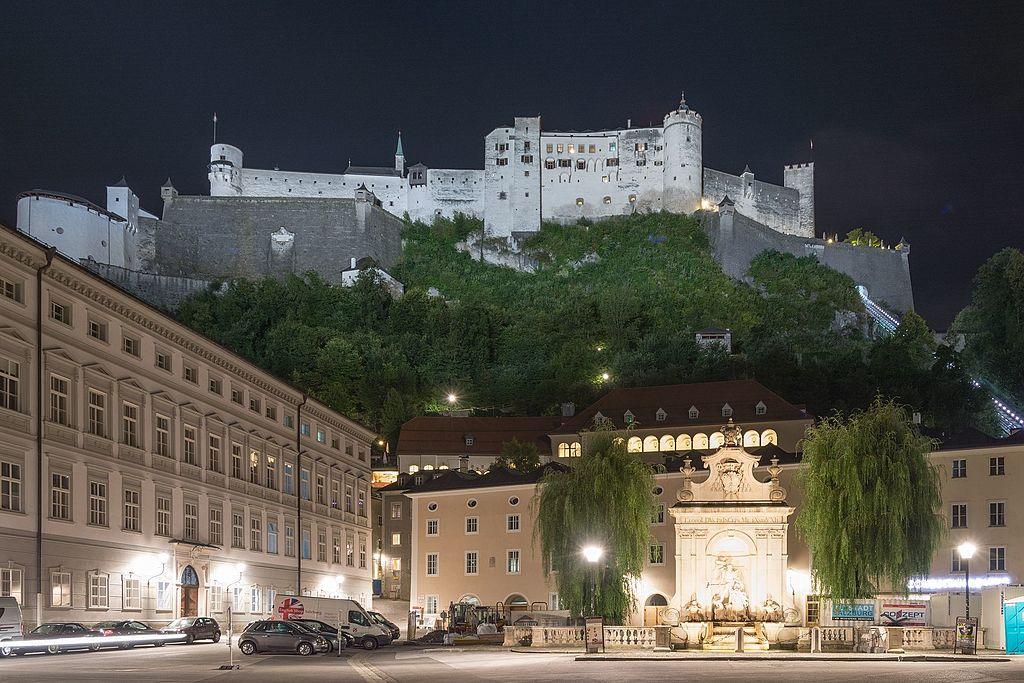 Salzburg day trip from Vienna