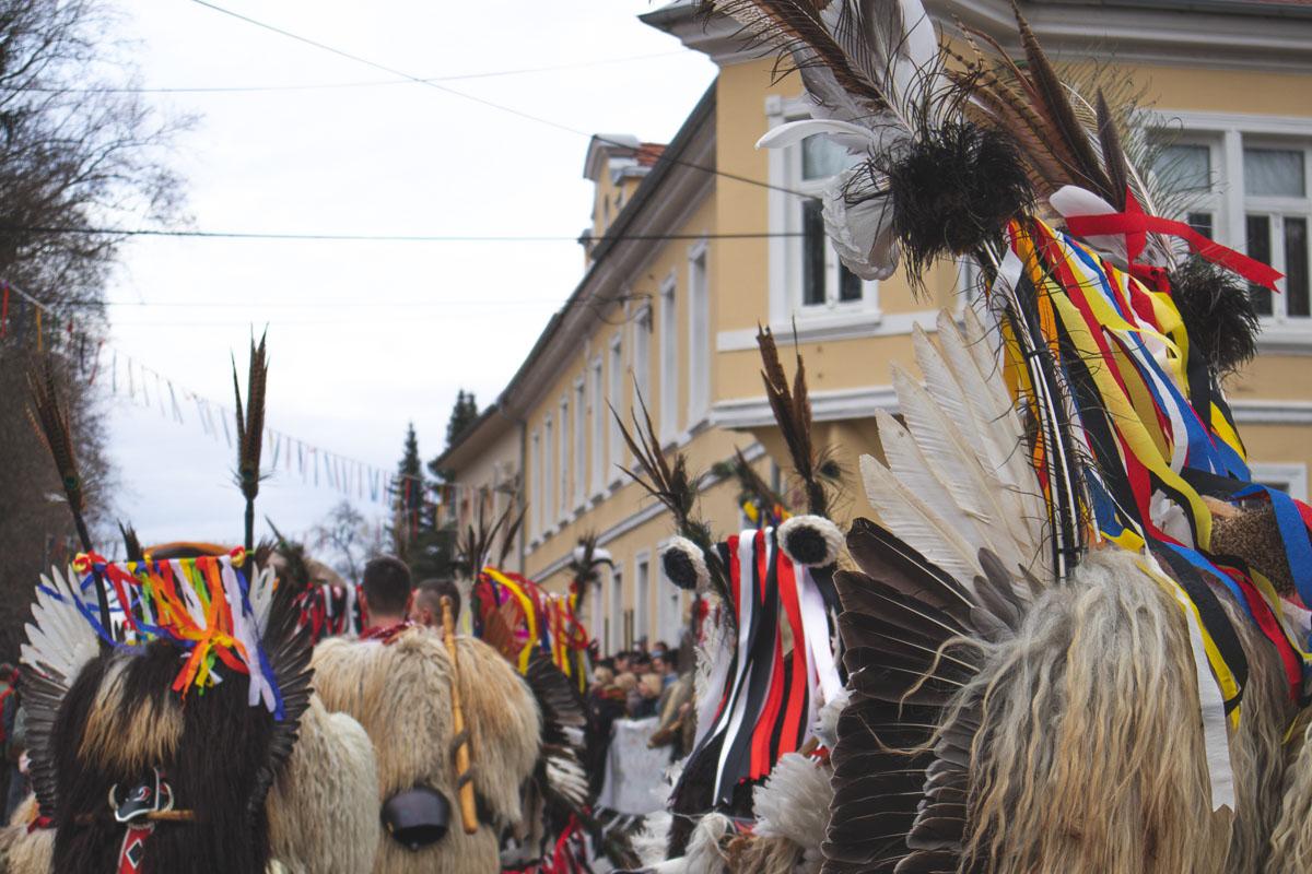kurentovanje parade
